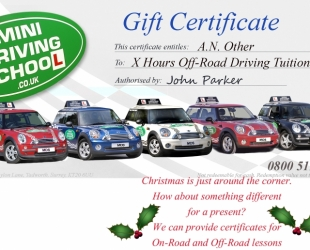 driving gifts